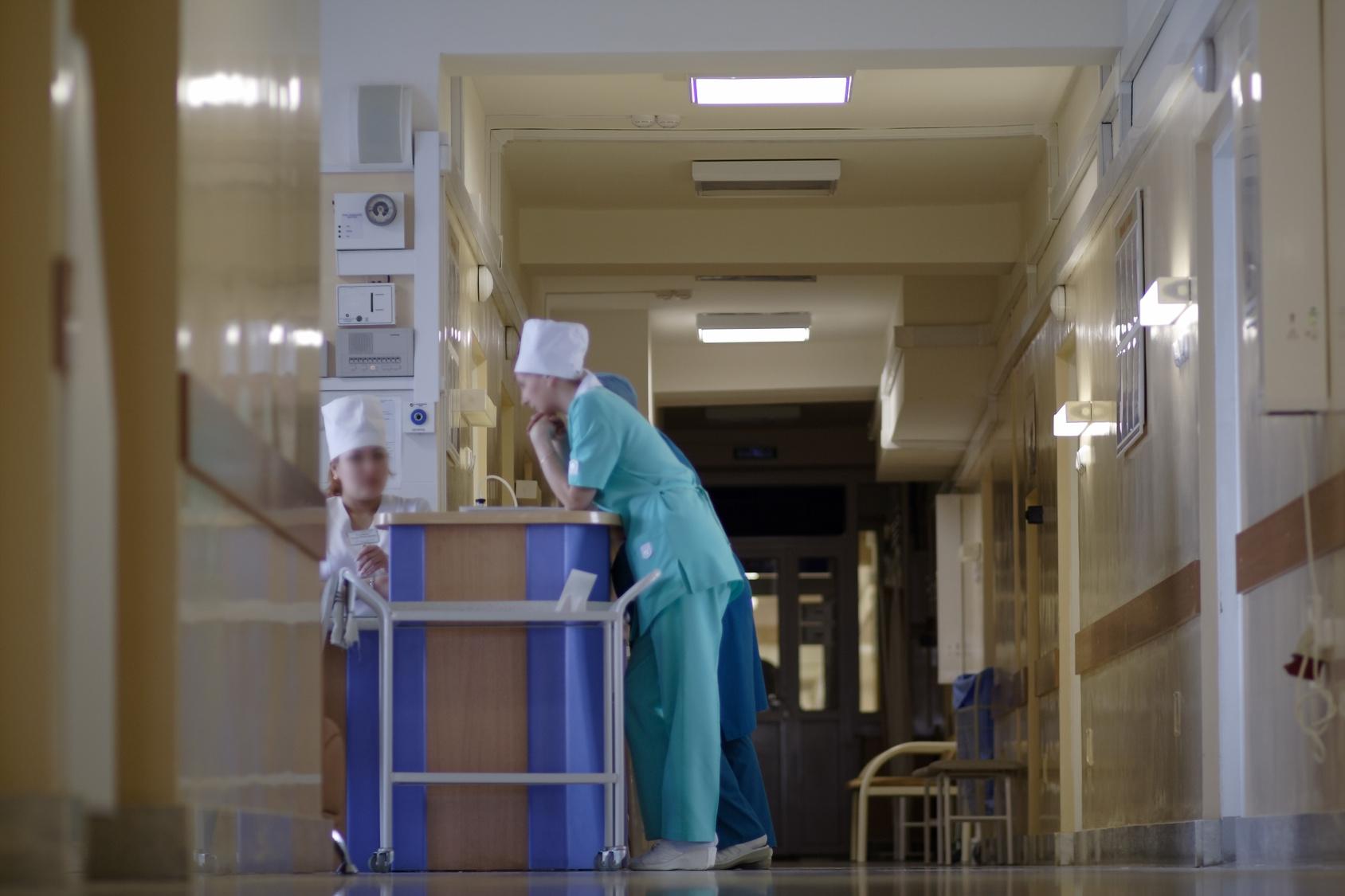 Bruit à l'hôpital