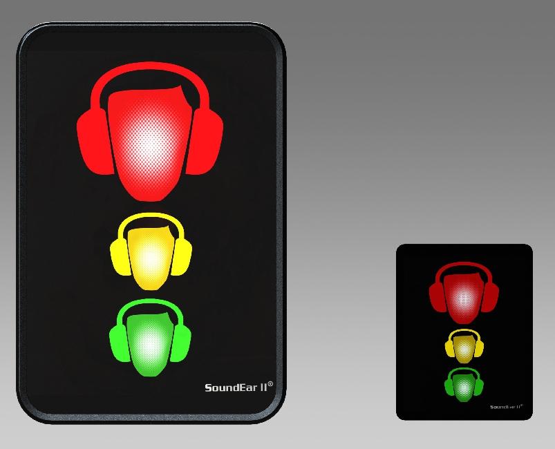 Indicateur de Bruit SoundEar II Industrie XL