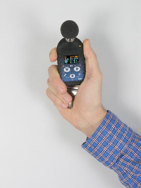 Dosimètre de bruit SV 104