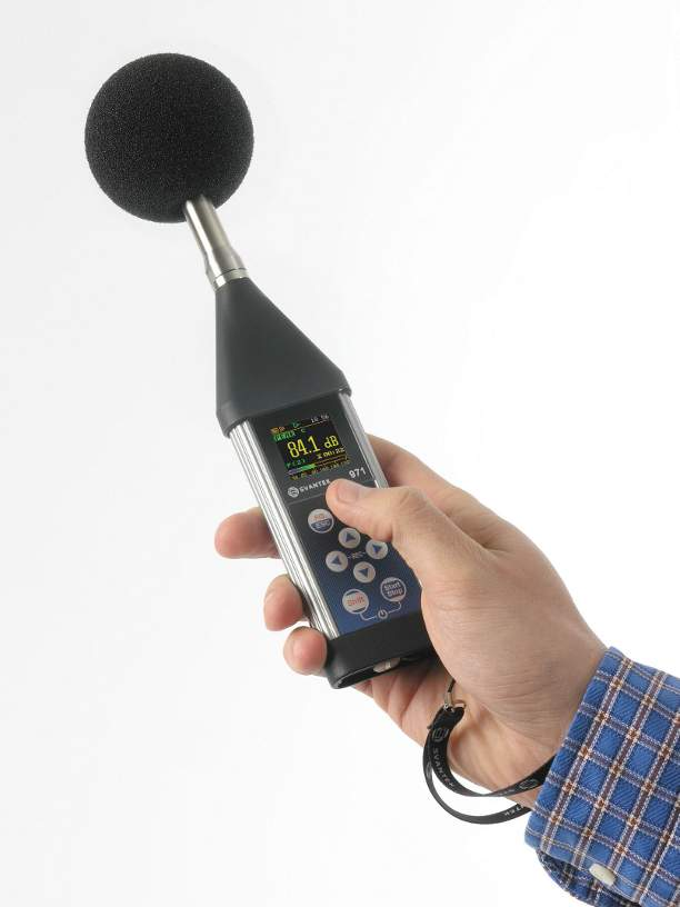 Sonomètre SVAN 971