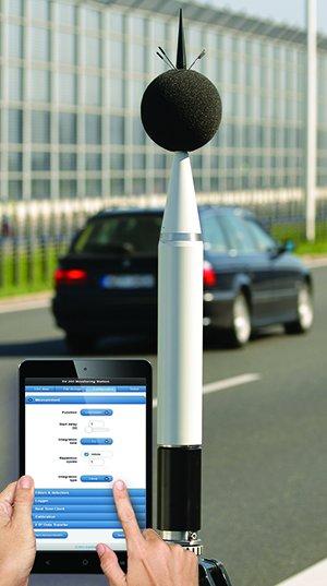 Station Surveillance de bruit SV 200
